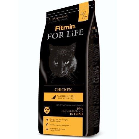 Fitmin Cat For Life Chicken 1.8kg