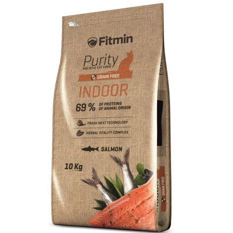 Fitmin Cat Purity Indoor 1,5kg