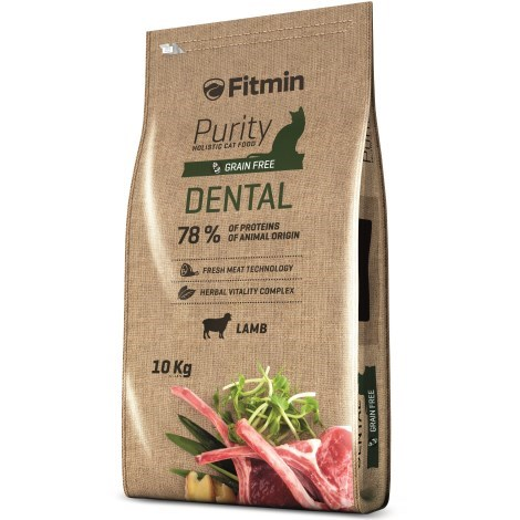 Fitmin Cat Purity Dental 400g