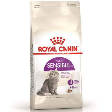 Granule kočka Royal Canin Cat Sensible33 4kg