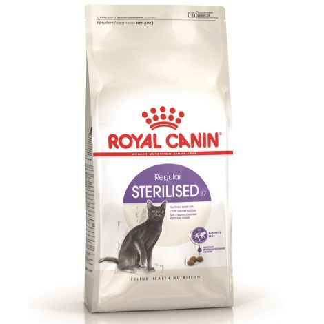 Granule kočka Royal Canin Cat Sterilised37 400g