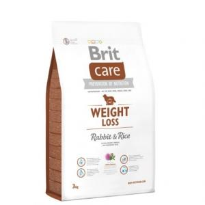Brit Care Weight Loss Rabbit&Rice 3kg