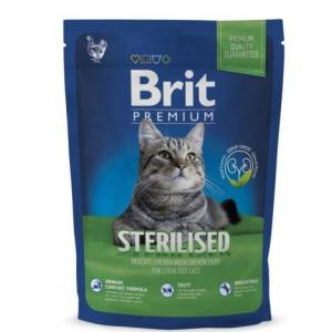 Brit Premium Cat Adult Sterilised 300g