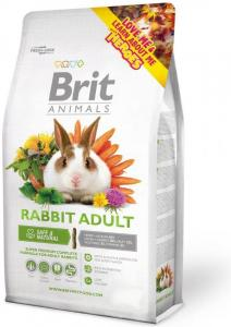 Brit Animals Rabbit adult Complete 1.5kg