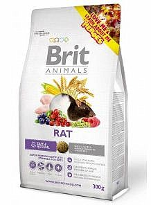 Brit Animals Rat Complete 300g