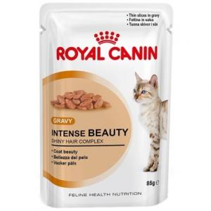 Kapsička kočka Royal Canin Intense Beauty 85g