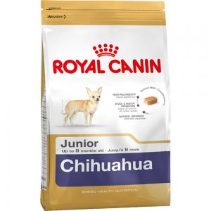 Granule pes Royal Canin Dog Chihuahua Junior 500g