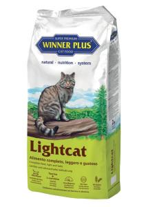 Granule kočka Winner Plus Lightcat 2kg