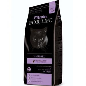 Fitmin Cat For Life Hairball 1.8kg
