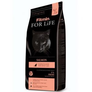 Fitmin Cat For Life Salmon 1.8kg